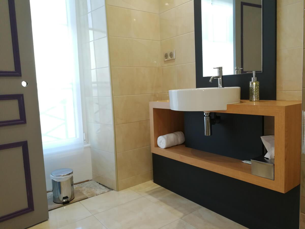 salle de bains atelier concept agencement. Black Bedroom Furniture Sets. Home Design Ideas