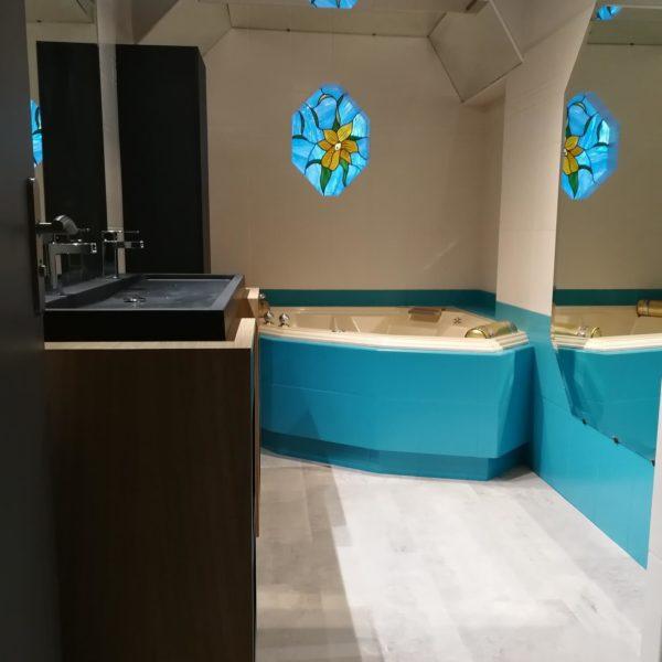 Salle de bain Avant – Après à Oloron